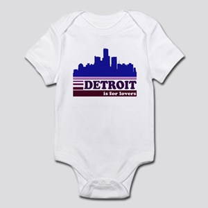 Detroit Is For Lovers Infant Bodysuit