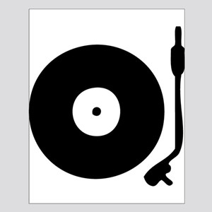 Vinyl Turntable 1 Small Poster
