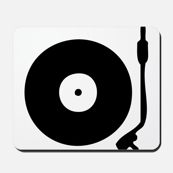 Vinyl Turntable 1 Mousepad