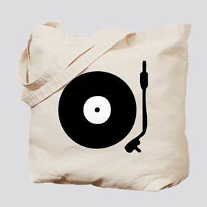 Vinyl Turntable 1 Tote Bag