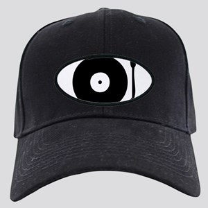 Vinyl Turntable 1 Black Cap
