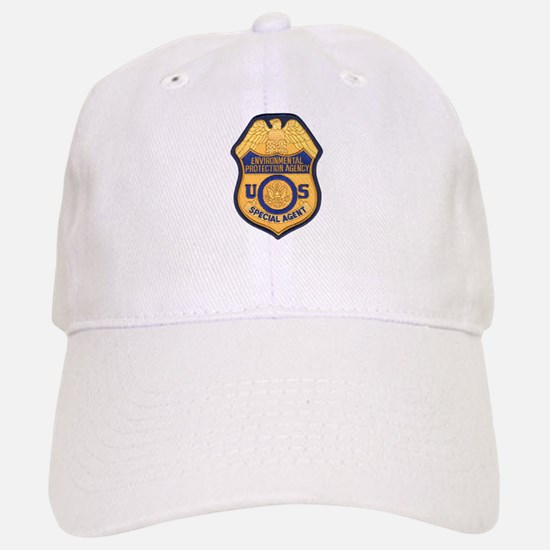 EPA Special Agent Baseball Baseball Cap