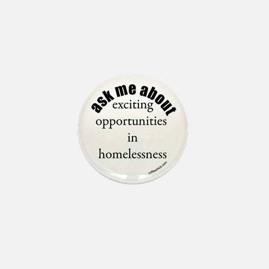 ...exciting opportunities in homelessness Mini But