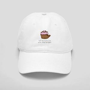 Let Me Help You Cupcake Cap