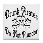 Pirates Tile Coaster