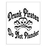 Pirates Small Poster