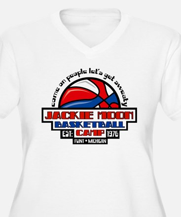 Jackie Moon Basketball Camp T-Shirt