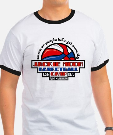 Jackie Moon Basketball Camp T