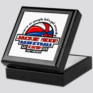 Jackie Moon Basketball Camp Keepsake Box
