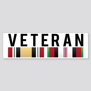 OIF/OEF Veteran Bumper Sticker