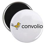 Convolio logo Magnets