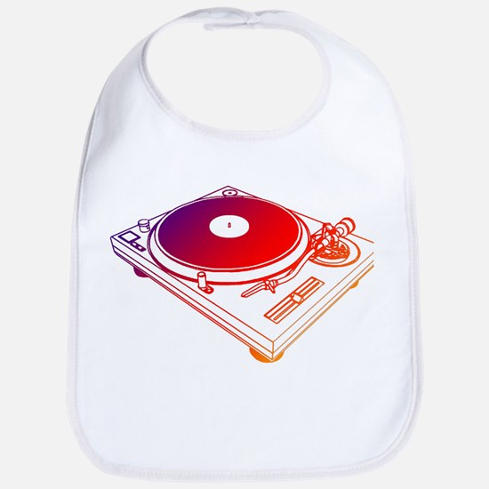 Vinyl Turntable 5 Bib