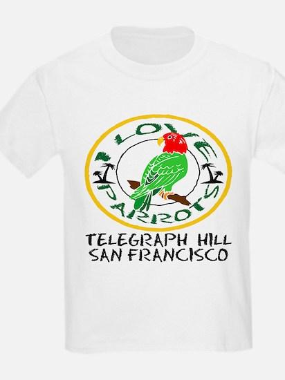 Parrot Kids T-Shirt