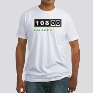 Lost Numbers 108 Minutes Fitted T-Shirt