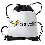 Convolio Bird Drawstring Bag