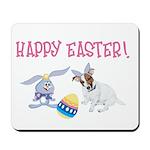 JRT Happy Easter Mousepad