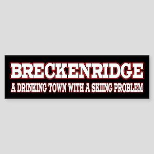 Breckenridge Colorado Sticker (Bumper)
