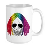 Dreadlocks Rainbow Mugs