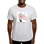 Drunk Amour Ash Grey T-Shirt