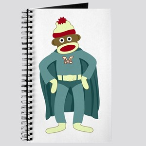 Sock Monkey Superhero Journal