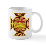 Masonic Knights Templar Mug