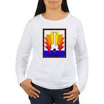 Sunburst Women's Long Sleeve T-Shirt