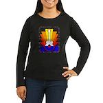 Sunburst Women's Long Sleeve Dark T-Shirt