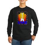 Sunburst Long Sleeve Dark T-Shirt