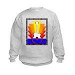 Sunburst Kids Sweatshirt