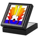 Sunburst Keepsake Box