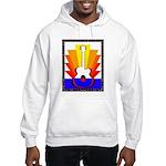Sunburst Hooded Sweatshirt