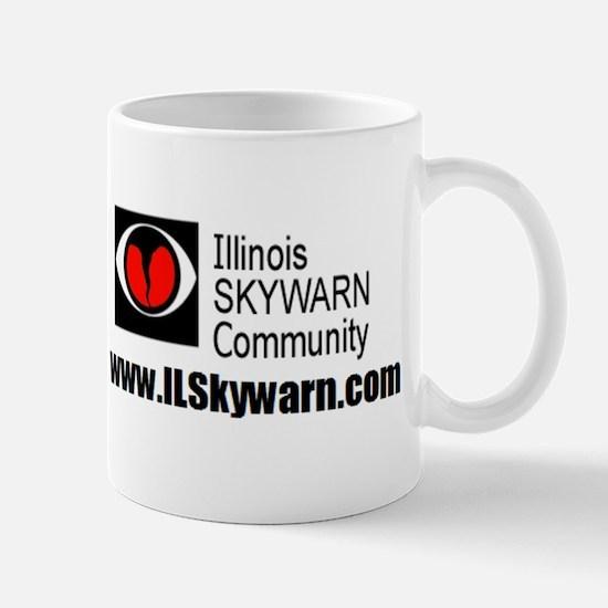 Funny Skywarn Mug