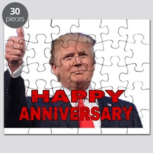 HAPPY ANNIVERSARY Puzzle