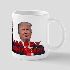HAPPY ANNIVERSARY Mugs
