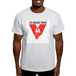 LA Swans Ash Grey T-Shirt