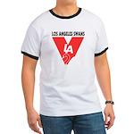 LA Swans Ringer T