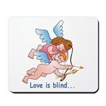Blind Love Mousepad