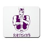 951 Raiders Mousepad