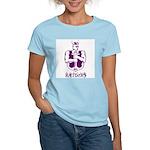 951 Raiders Women's Pink T-Shirt