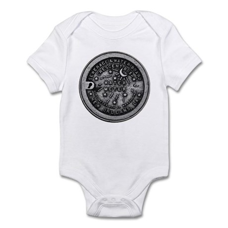 Original Meter Cover Infant Bodysuit