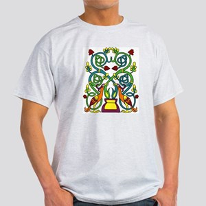 Celtic Tree of Life Light T-Shirt