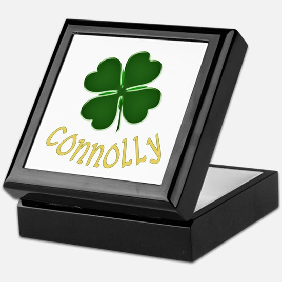 Irish Connolly Keepsake Box