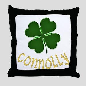 Irish Connolly Throw Pillow