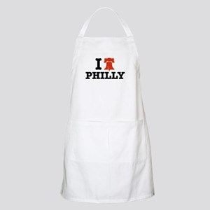 I Love Philly BBQ Apron