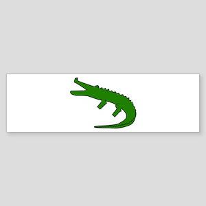 Alligator Sticker (Bumper)