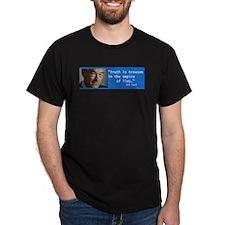 Truth Is Treason Dark T-Shirt