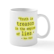 Truth Is Treason Mug