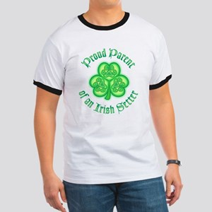 Proud Parent of an Irish Setter Ringer T