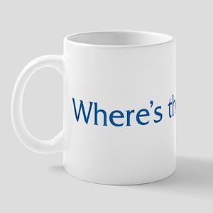 Where's The Matzah Mug