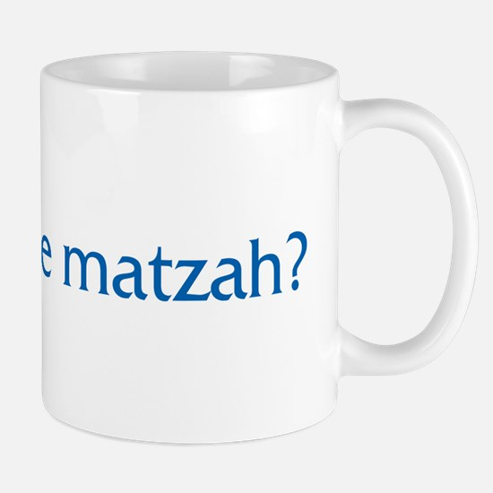 Where's The Matzah Mug